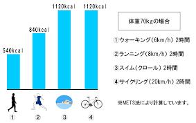 クロス バイク 消費 カロリー