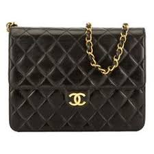 Louis Vuitton & Chanel Handbags for Less | LuxeDH & Chanel Black Quilted Lambskin Leather Chain Clutch Bag (Pre Owned) Adamdwight.com