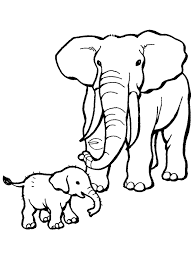 Kleurplaat Nijntje Olifant Elefanten Malvorlagen Malvorlagen1001 De