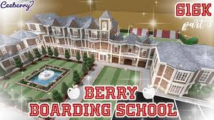 Последние твиты от bloomsburg university (@bloomsburgu). Bloxburg Berry Boarding School Part 3 Speed Build Boarding School School Building