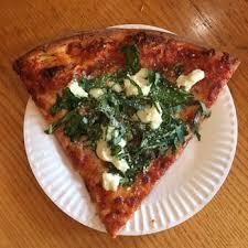 photo of arcata pizza deli arcata ca united states slice with