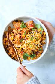 instant pot 20 minute en burrito bowls