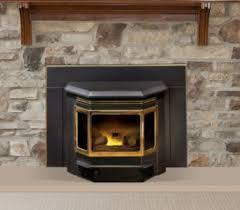quadra fire classic bay 1200i pellet fireplace insert