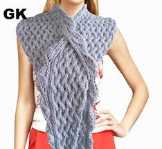Knitted Scarf Patterns Using Bulky Yarn Cool 48 Chunky Knit Scarf Patterns To Knit This Weekend