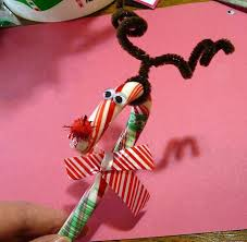 How To Decorate A Cane 100 Candy Cane Crafts About Family Crafts 5