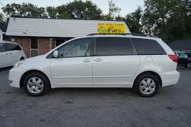 2004 Toyota Sienna XLE Limited 7-Passenger 4dr Mini-Van In ...