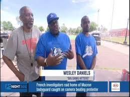 News 12: Wesley Daniels' Community Day - YouTube