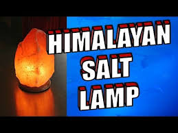 Health Benefits Of Salt Lamps