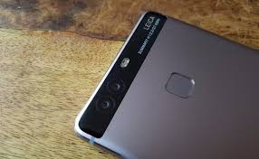 huawei p9 grey. huawei p9 with dual leica cameras hands-on grey
