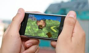 why do you play games on your mobile phone