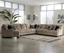 ashley furniture manchester ct awesome signature design by ashley katisha platinum 5 piece sectional sofa
