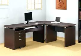 l shaped office desk modern. Contemporary Modern Modern L Shaped Office Desk Home Furniture  Intended Inside L Shaped Office Desk Modern E