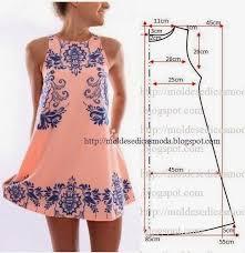 How To Make A Dress Pattern Classy Swing Dress Tutorial Shortbread Thread