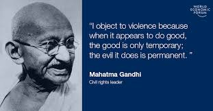 Violence Quotes Impressive 48 Inspiring Quotes For International Day Of NonViolence World