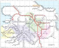 amateur ramblings maps Northern Train Line Map northern rail network map below) my routes northern train line map