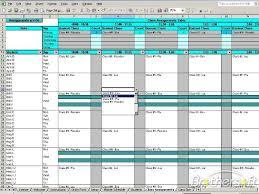 Student Schedule Excel Classroom Schedule Maker Rome Fontanacountryinn Com