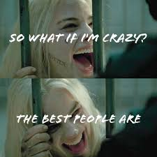 Harley Quinn Quotes Adorable Image About Quotes In Joker Harley Quinn By HannahChase