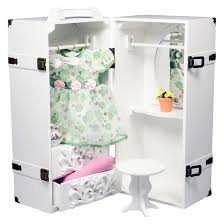 The Queen s Treasures 18 Inch Doll Furniture White Clothing