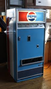 Antique Pepsi Vending Machine Mesmerizing Vintage Pepsi Vending Machine Salvage One