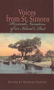 St Simons Island Tide Chart Voices From St Simons Personal Narratives Of An Islands Past See More