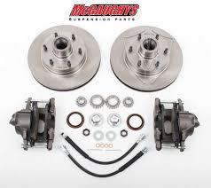 Chevy 6 Lug Pattern Beauteous 4848 Chevy GMC C48 48 48Lug Disc Brake Kit McGaughys 483157