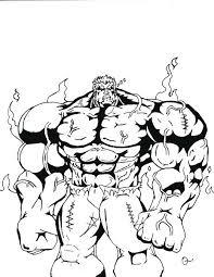 Hulk Drawing Pages At Getdrawingscom Free For Personal Use Hulk