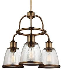 murray feiss f3020 3agb hobson chandelier aged brass
