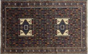 handmade persian baluch oriental area rug
