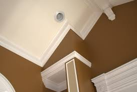... Magnificent Image Of Home Interior Decoration Using Vaulted Ceiling  Molding : Fascinating Image Of Home Interior ...