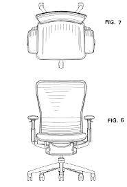 drawn chair computer