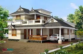 kerala style home plans kerala model