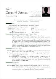 Engineering Resume Templates Word Format Of Best Resume Best Resume
