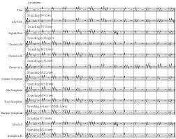 B Flat Clarinet Transposition Chart A Clarinet Transposition Kafi Website
