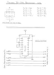 schematics of radios schematic of programmer radio midland 70 1336