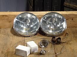 Totale Set Koplampen Rond Chrome Met Ster Mooi Incl Lampjes Etc