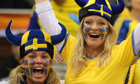 Image result for image happy swedes