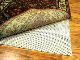 non slip rug pads for hardwood floors non slip rug pads for hardwood floors slippery carpet