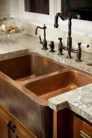 copper sink faucet. Brilliant Copper Love The Copper Sink With Farmhouse Faucet And Rustic Iron Pulls For  Cabinets Use Custom Concrete Countertops Though So Can Pick Colorstyle   Throughout Faucet K