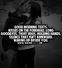 Good Morning Kiss Quotes Best of All Things I Enjoy Love Pinterest True Quotes Famous Quotes