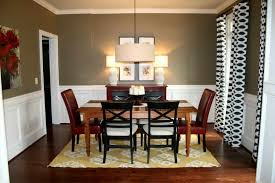 Modren Dining Room Paint Ideas With Accent Wall Painting What Color Should I And Design