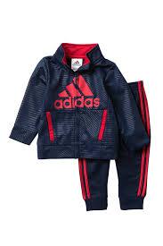 image of adidas adi strong jacket pants set baby toddler boys