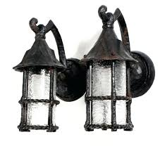 wrought iron outdoor lighting style outdoor light fixtures black wrought iron outdoor lights