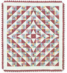 Best 25+ Quilt in a day ideas on Pinterest | Easy baby quilt ... & Patches of Life Quilt: Eleanor Burns Signature Quilt Pattern 73527201232 -  Quilt in a Day Adamdwight.com