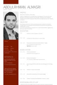Financial Accountant Resume samples