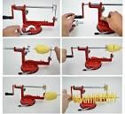Аппарат для спиральной нарезки картофеля своими руками 52