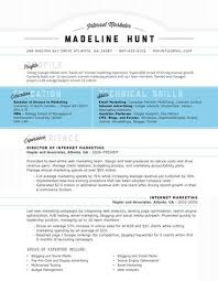internet marketing resume example online marketing resume sample