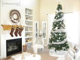 white christmas living room hometalk