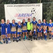 photo of arena soccer parks garden grove ca united states