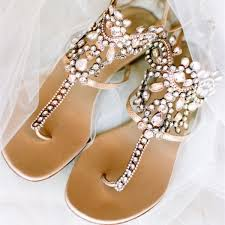 gold flip flops wedding sandals with colorful rhinestones for Wedding Flip Flops With Bling gold flip flops wedding sandals with colorful rhinestones image 1 wedding flip flops with rhinestones