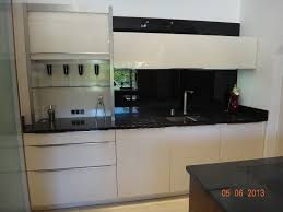 Granite Worktops Kitchen Ex Kitchen Display Silver Cosmos Granite Worktops With Neff